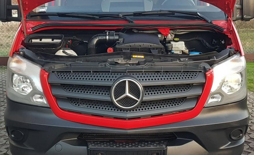Mercedes Sprinter KONTENER 8EP 4.21x2.15x2.18 KLIMA 313 CDI 6-BIEGÓW MANUAL zdjęcie 14