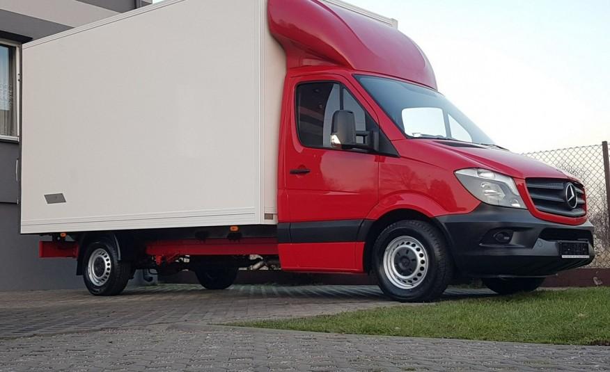 Mercedes Sprinter KONTENER 8EP 4.21x2.15x2.18 KLIMA 313 CDI 6-BIEGÓW MANUAL zdjęcie 30