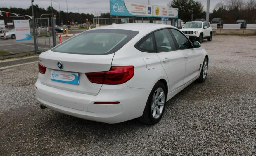 BMW 3GT Salon, Automat, bezwypadkowy, czujniki, el.klapa, f-vat. zdjęcie 5