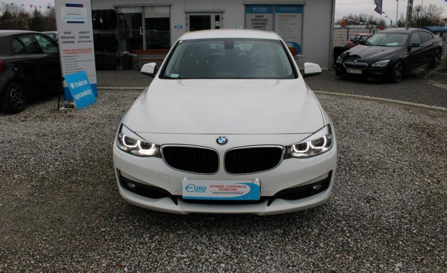 BMW 3GT Salon, Automat, bezwypadkowy, czujniki, el.klapa, f-vat. zdjęcie 7