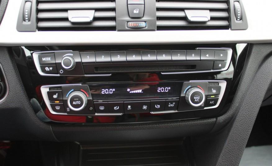 BMW 3GT Salon, Automat, bezwypadkowy, czujniki, el.klapa, f-vat. zdjęcie 16