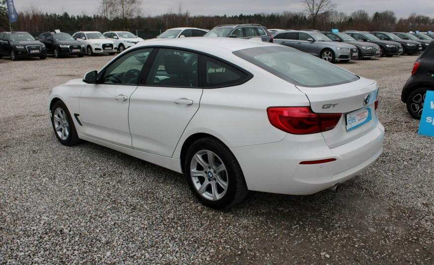 BMW 3GT Salon, Automat, bezwypadkowy, czujniki, el.klapa, f-vat. zdjęcie 20