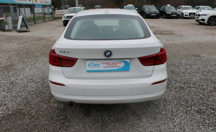 BMW 3GT Salon, Automat, bezwypadkowy, czujniki, el.klapa, f-vat. zdjęcie 21