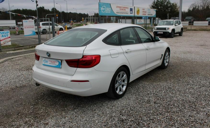 BMW 3GT Salon, Automat, bezwypadkowy, czujniki, el.klapa, f-vat. zdjęcie 22