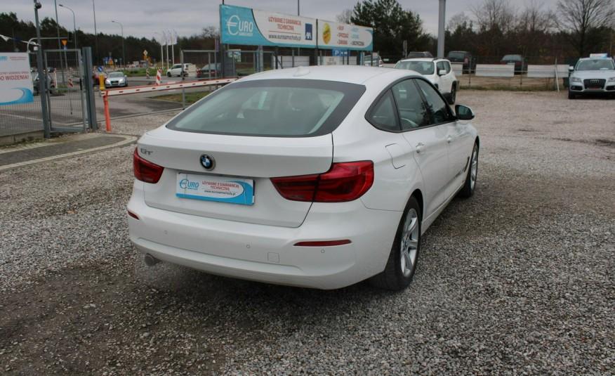 BMW 3GT Salon, Automat, bezwypadkowy, czujniki, el.klapa, f-vat. zdjęcie 23