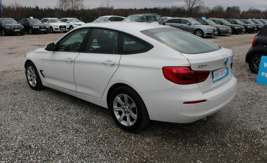 BMW 3GT Salon, Automat, bezwypadkowy, czujniki, el.klapa, f-vat. zdjęcie 24