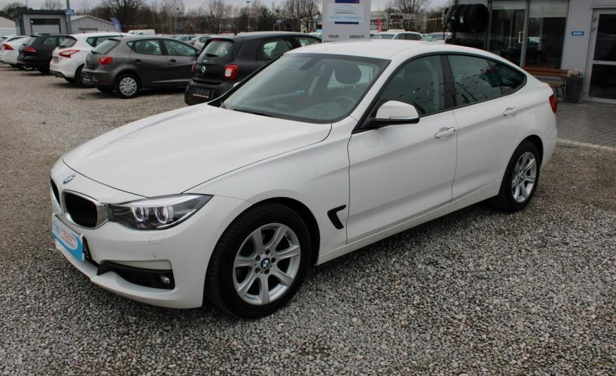 BMW 3GT Salon, Automat, bezwypadkowy, czujniki, el.klapa, f-vat. zdjęcie 26