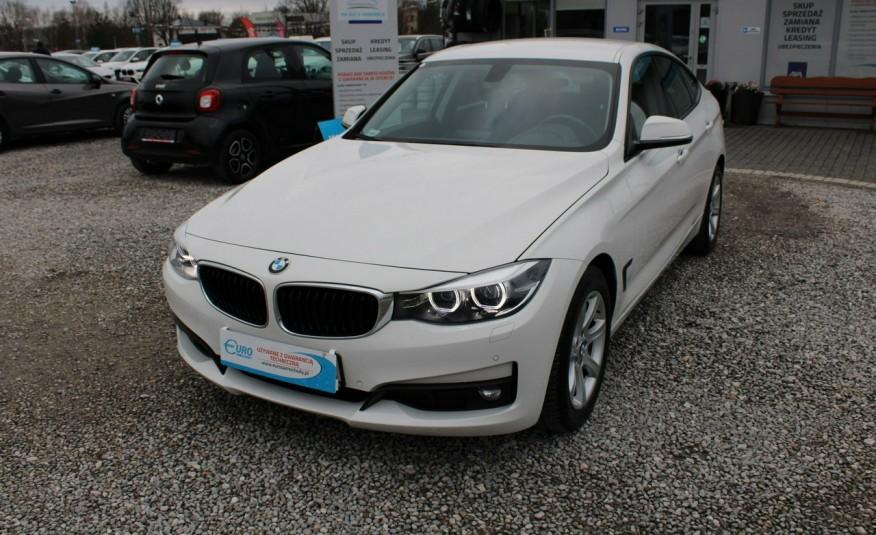 BMW 3GT Salon, Automat, bezwypadkowy, czujniki, el.klapa, f-vat. zdjęcie 27