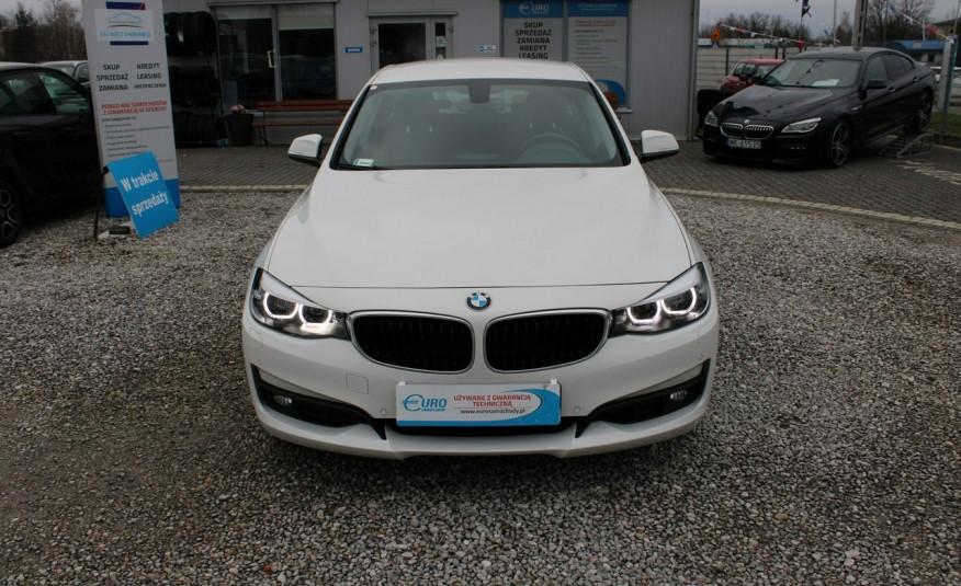 BMW 3GT Salon, Automat, bezwypadkowy, czujniki, el.klapa, f-vat. zdjęcie 28
