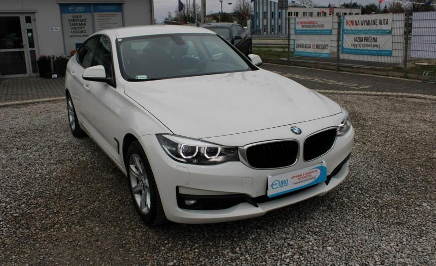 BMW 3GT Salon, Automat, bezwypadkowy, czujniki, el.klapa, f-vat. zdjęcie 29