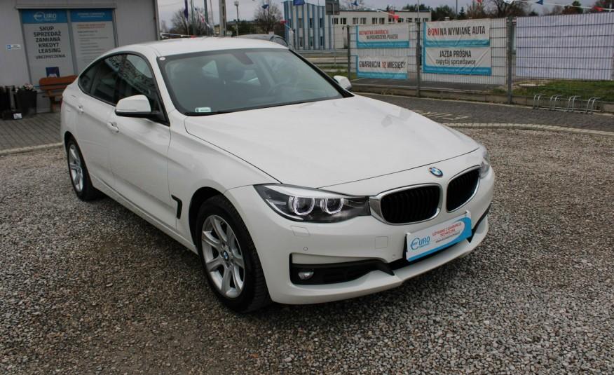 BMW 3GT Salon, Automat, bezwypadkowy, czujniki, el.klapa, f-vat. zdjęcie 30