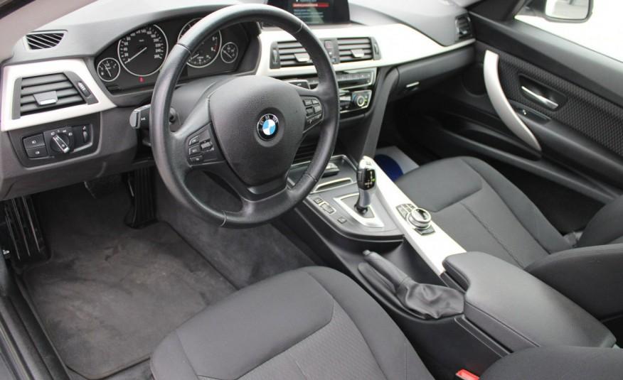 BMW 3GT Salon, Automat, bezwypadkowy, czujniki, el.klapa, f-vat. zdjęcie 34