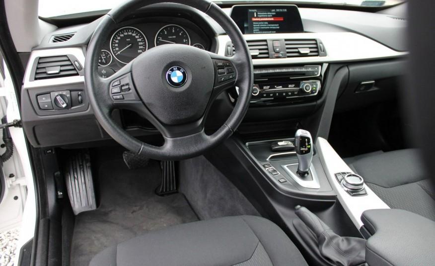 BMW 3GT Salon, Automat, bezwypadkowy, czujniki, el.klapa, f-vat. zdjęcie 41