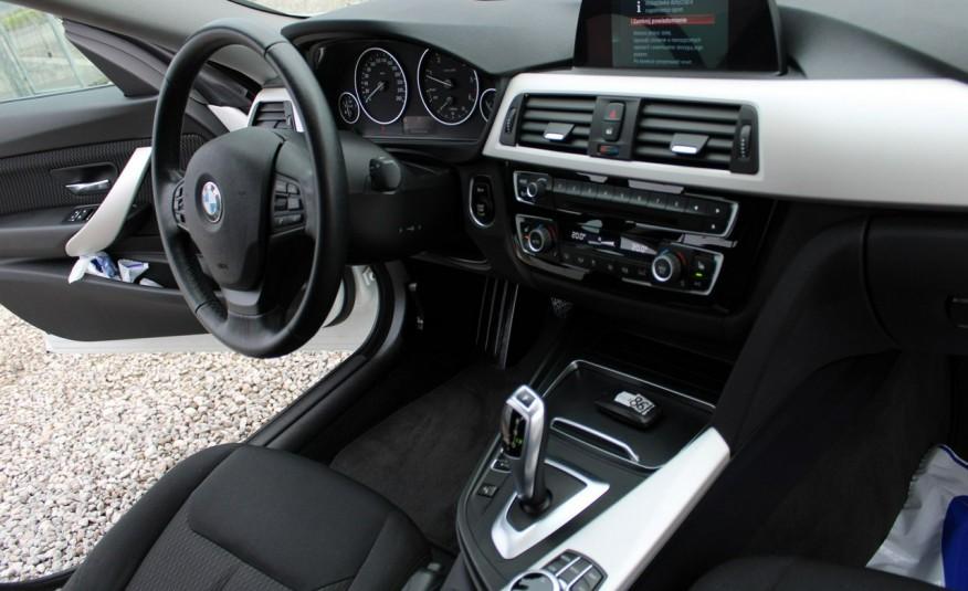 BMW 3GT Salon, Automat, bezwypadkowy, czujniki, el.klapa, f-vat. zdjęcie 46