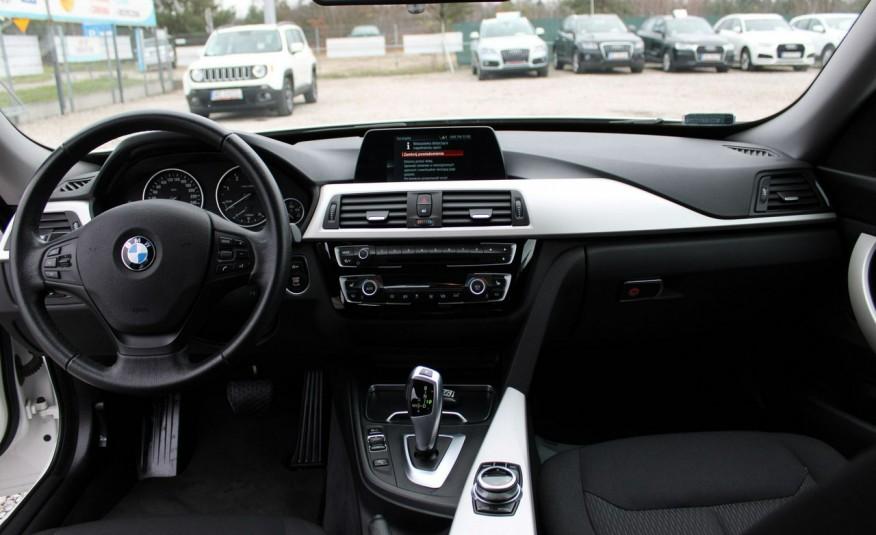 BMW 3GT Salon, Automat, bezwypadkowy, czujniki, el.klapa, f-vat. zdjęcie 51