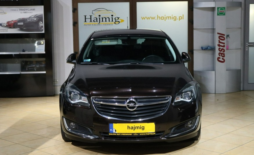 Opel Insignia Edition ecoFLEX S&S + Pakiety, Gwarancja x 5, salon PL, fv VAT 23 zdjęcie 11