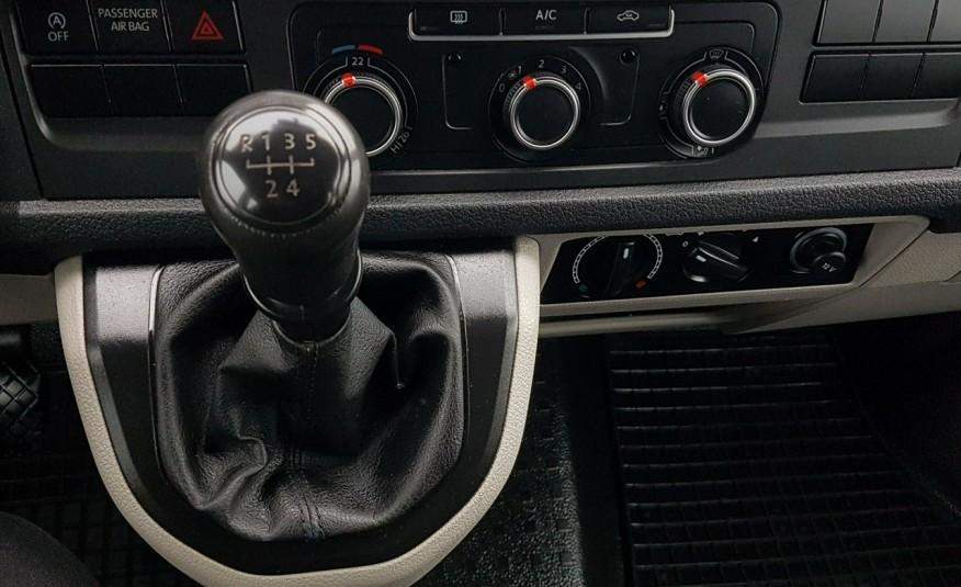 Volkswagen Transporter T6 TRANSPORTER DŁUGI 9 OSÓB L2H1 KLIMA 2.0 TDI 102 KM KRAJOWY zdjęcie 23