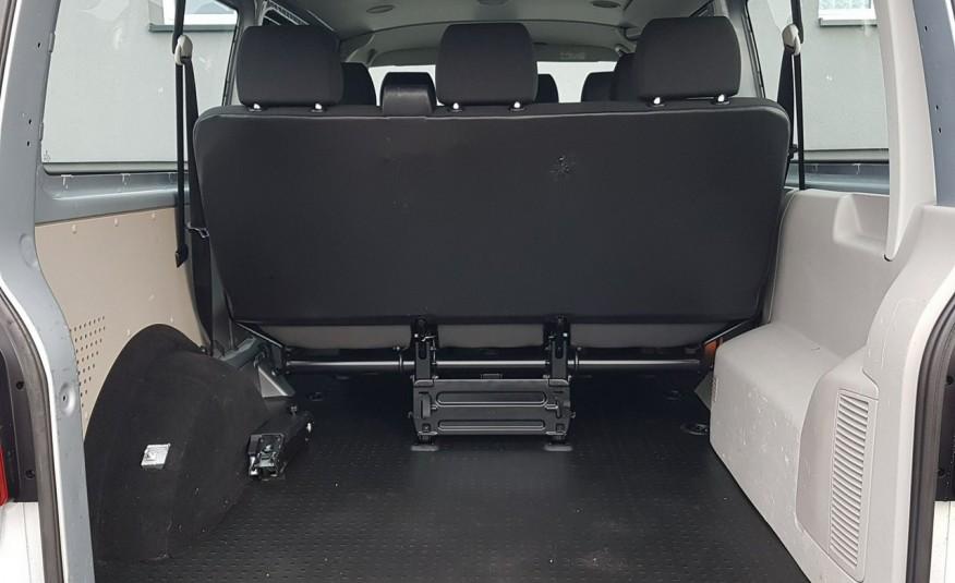 Volkswagen Transporter T6 TRANSPORTER DŁUGI 9 OSÓB L2H1 KLIMA 2.0 TDI 102 KM KRAJOWY zdjęcie 26