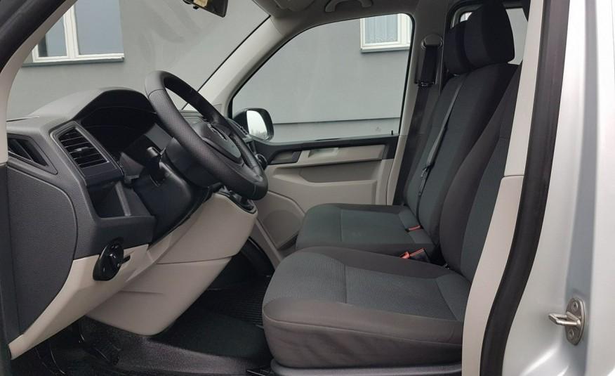 Volkswagen Transporter T6 TRANSPORTER DŁUGI 9 OSÓB L2H1 KLIMA 2.0 TDI 102 KM KRAJOWY zdjęcie 20