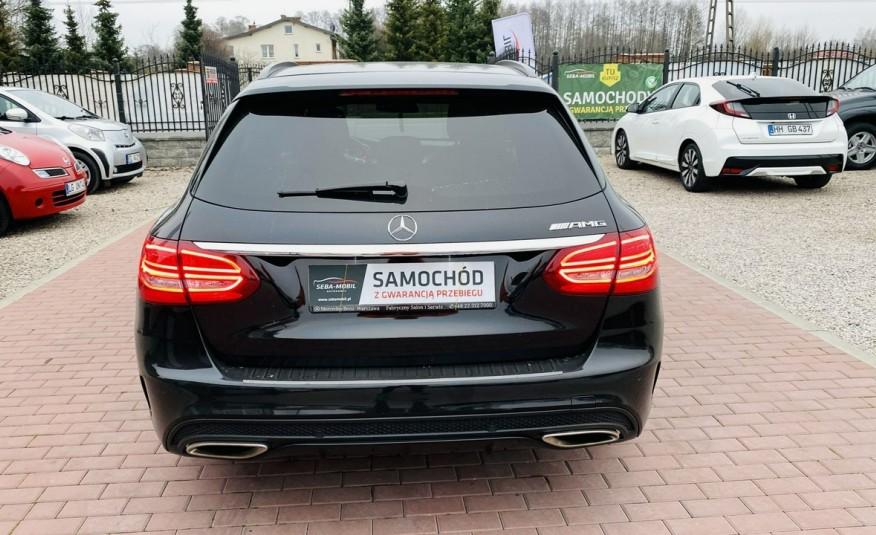Mercedes C 200 FV 23%, AMG, Gwarancja, Salon PL zdjęcie 11