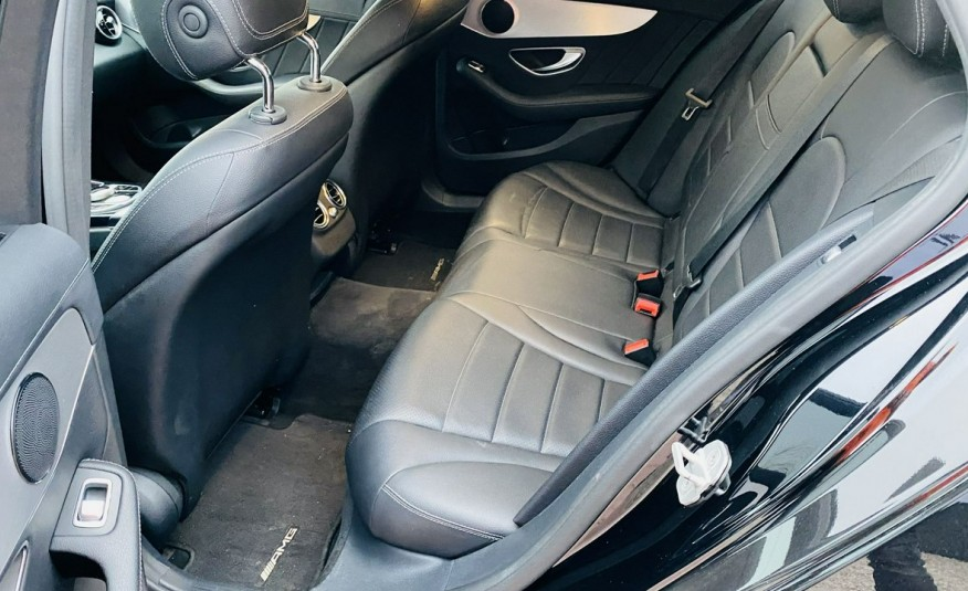Mercedes C 200 FV 23%, AMG, Gwarancja, Salon PL zdjęcie 12