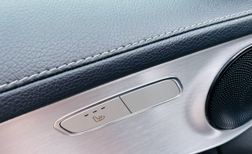 Mercedes C 200 FV 23%, AMG, Gwarancja, Salon PL zdjęcie 18