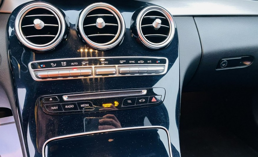 Mercedes C 200 FV 23%, AMG, Gwarancja, Salon PL zdjęcie 22