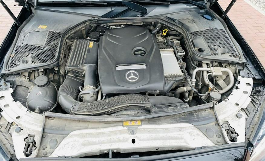 Mercedes C 200 FV 23%, AMG, Gwarancja, Salon PL zdjęcie 26