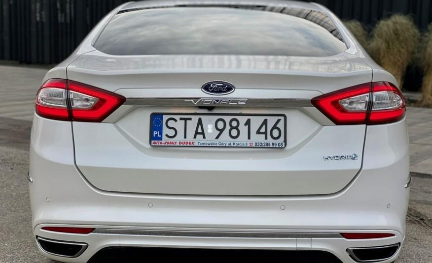 FORD Mondeo Europa Vignale Hybrid Led MAX zdjęcie 11
