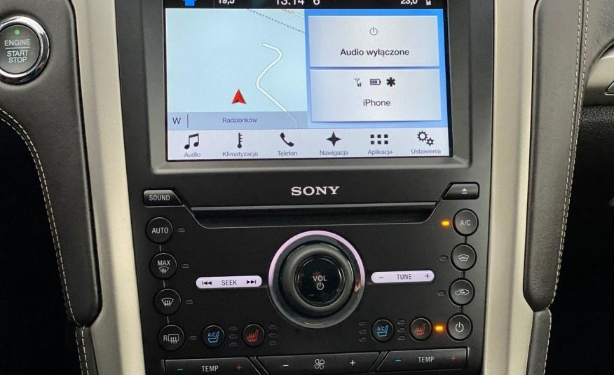 FORD Mondeo Europa Vignale Hybrid Led MAX zdjęcie 22