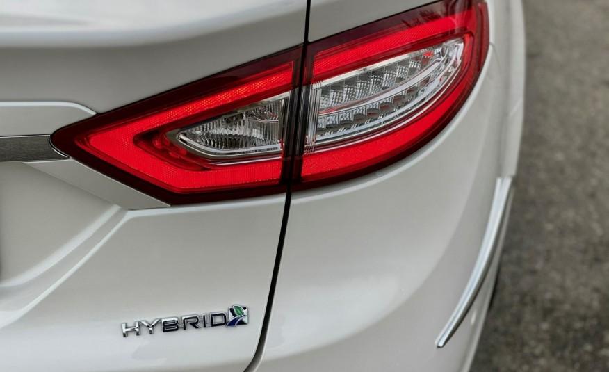 FORD Mondeo Europa Vignale Hybrid Led MAX zdjęcie 26