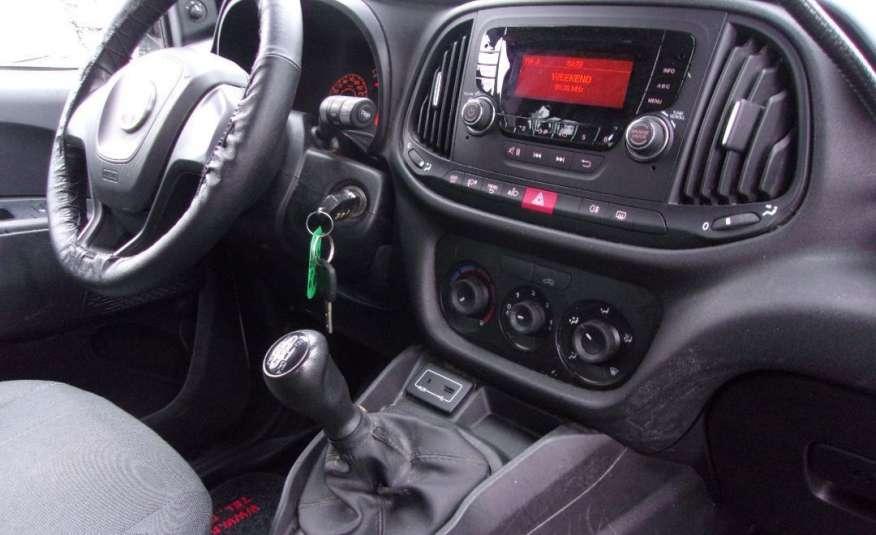 Fiat Doblo zdjęcie 12