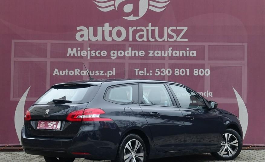 Peugeot 308 F-ra VAT 23%, Automat, Nawigacja, Gwarancja zdjęcie 3
