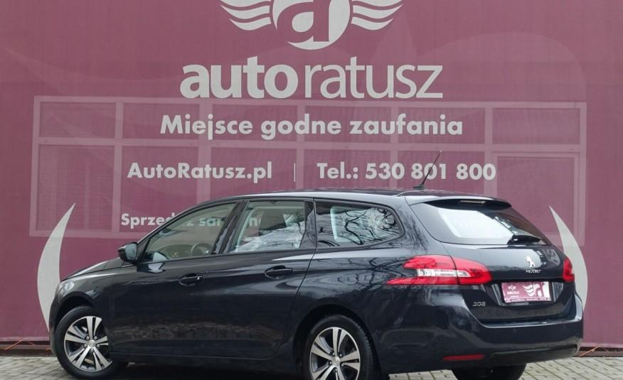 Peugeot 308 F-ra VAT 23%, Automat, Nawigacja, Gwarancja zdjęcie 4