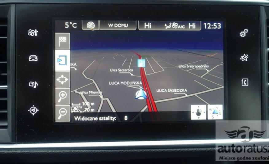 Peugeot 308 F-ra VAT 23%, Automat, Nawigacja, Gwarancja zdjęcie 7