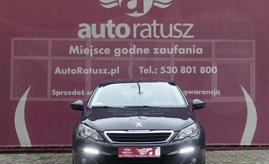 Peugeot 308 F-ra VAT 23%, Automat, Nawigacja, Gwarancja zdjęcie 21