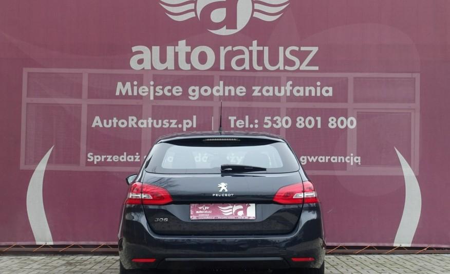Peugeot 308 F-ra VAT 23%, Automat, Nawigacja, Gwarancja zdjęcie 22