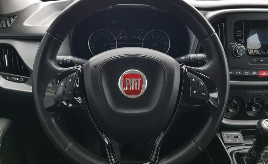 Fiat Doblo 5 OSÓB KLIMA 2xDRZWI BOCZNE PRZESUWNE KRAJOWY I-WŁAŚCICIEL zdjęcie 26