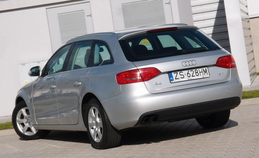 Audi A4 / 1.8T 160KM / Bezwypadkowy / Zarejestrowany / ROK GWARANCJI zdjęcie 4