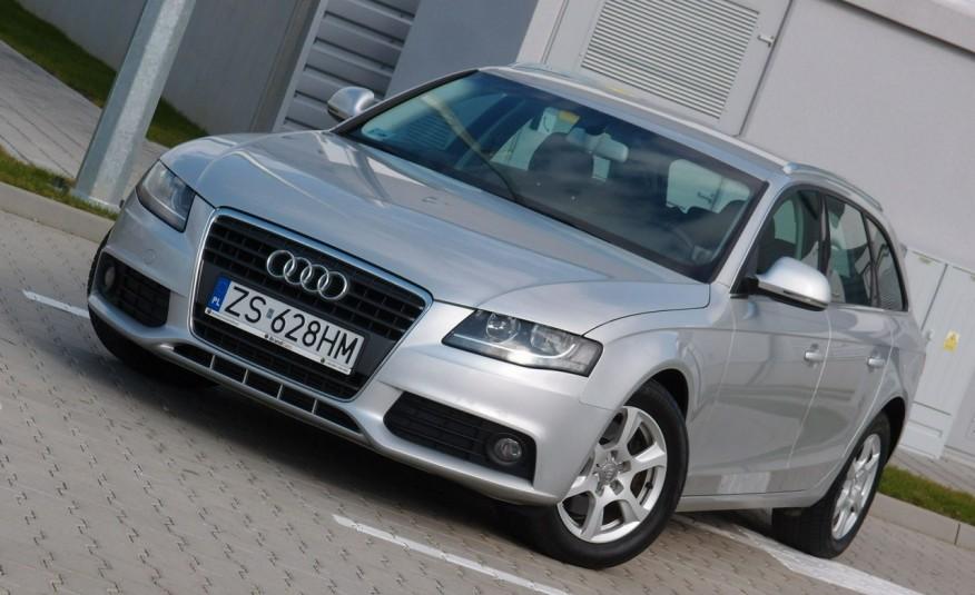Audi A4 / 1.8T 160KM / Bezwypadkowy / Zarejestrowany / ROK GWARANCJI zdjęcie 6