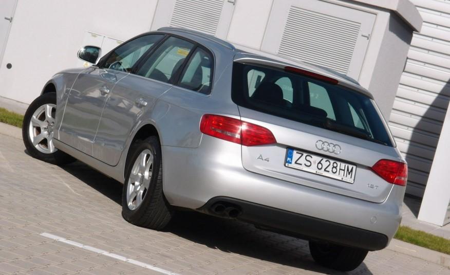 Audi A4 / 1.8T 160KM / Bezwypadkowy / Zarejestrowany / ROK GWARANCJI zdjęcie 7
