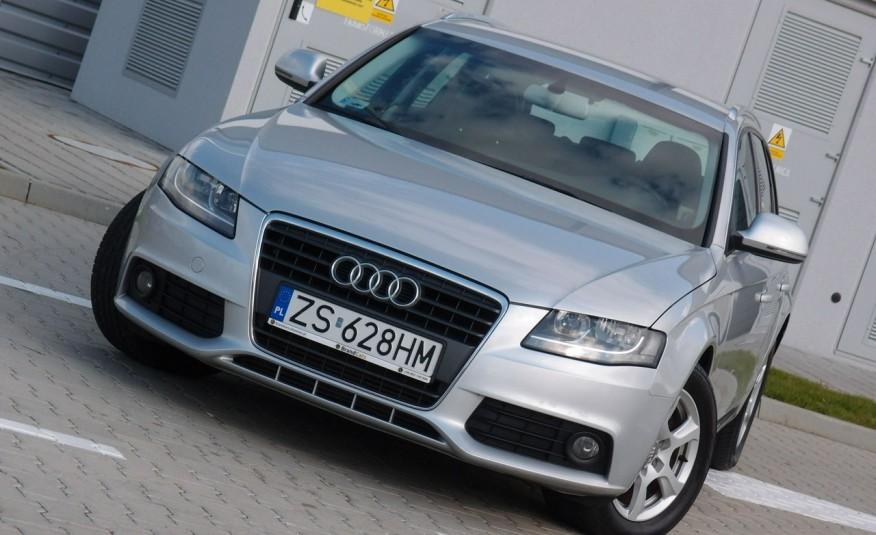 Audi A4 / 1.8T 160KM / Bezwypadkowy / Zarejestrowany / ROK GWARANCJI zdjęcie 9