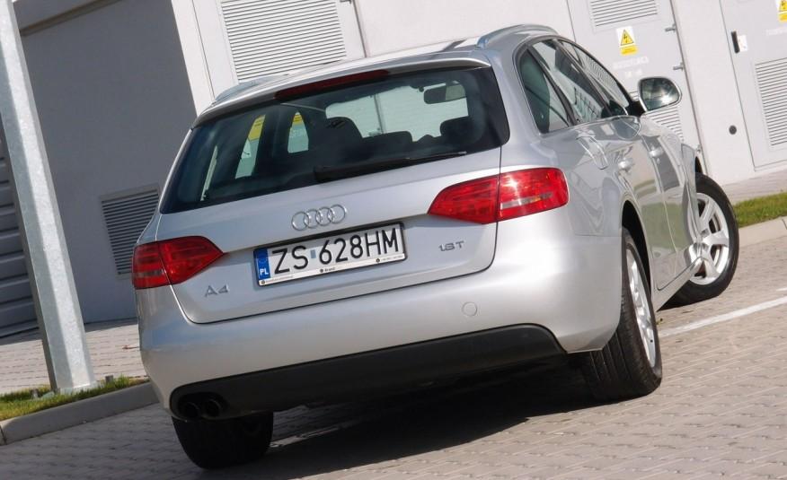 Audi A4 / 1.8T 160KM / Bezwypadkowy / Zarejestrowany / ROK GWARANCJI zdjęcie 11