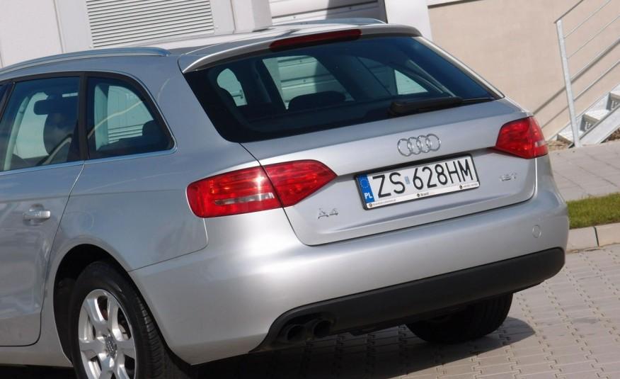Audi A4 / 1.8T 160KM / Bezwypadkowy / Zarejestrowany / ROK GWARANCJI zdjęcie 12