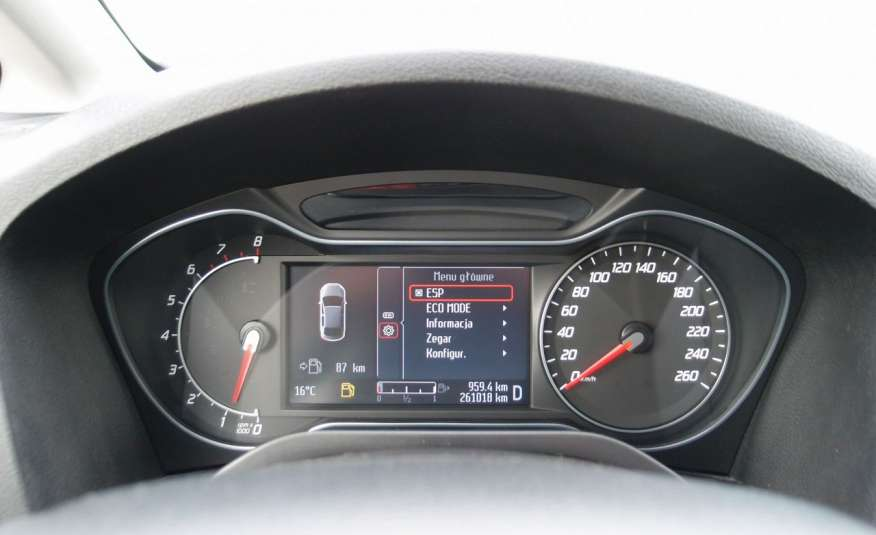 FORD S-Max 2.0T 203KM / AUTOMAT / LED / DVD / Navi / 7 osób / ROK GWARANCJI zdjęcie 29