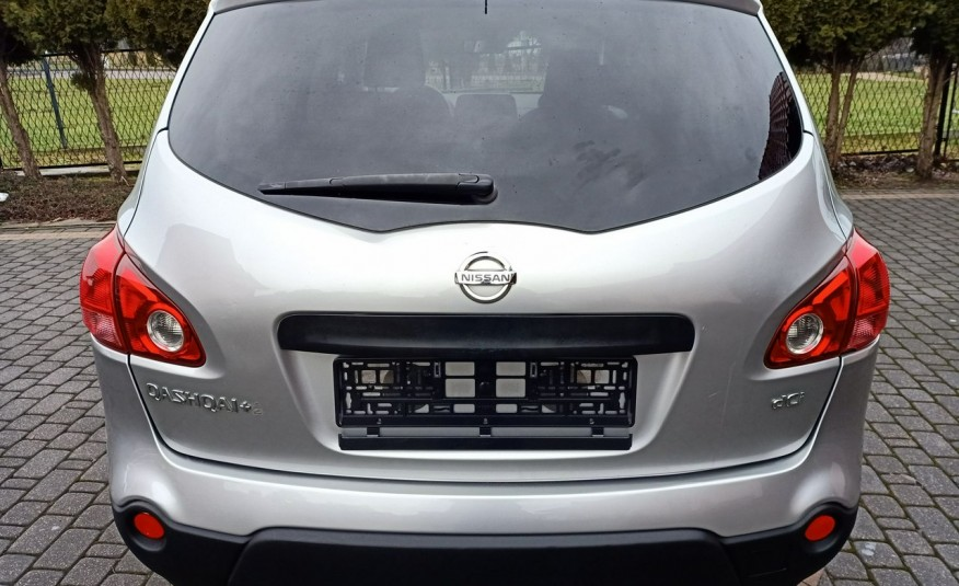 Nissan Qashqai+2 2.0 dCi Acenta Gotowy do rejestracji zdjęcie 6