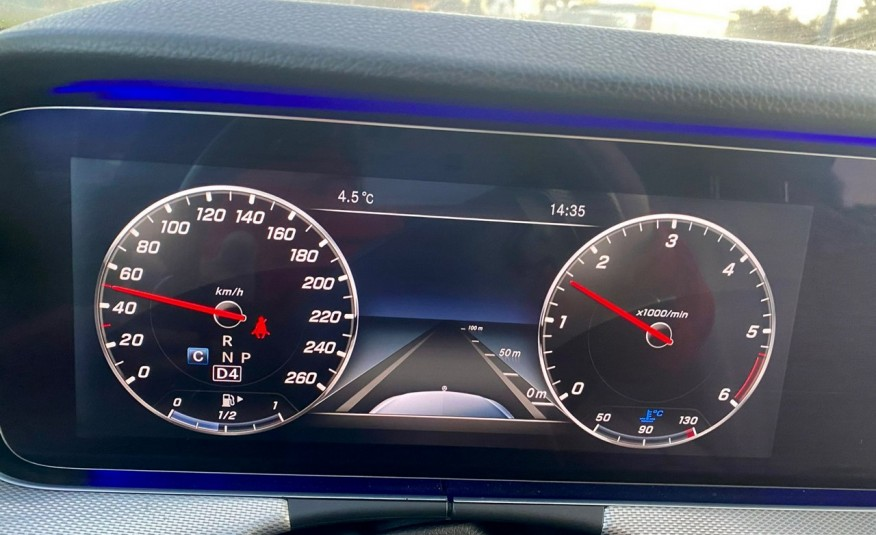 Mercedes E 220 2.2cdi moc194KM full led Skóra kamery360 multi beam 1 rok gwarancji zdjęcie 31