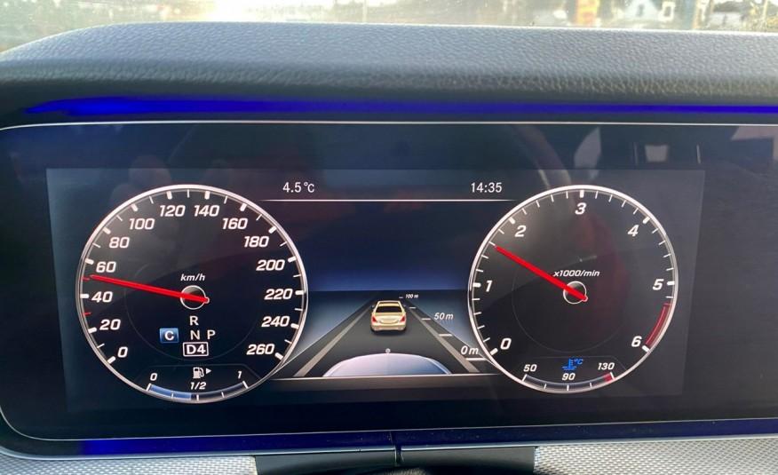 Mercedes E 220 2.2cdi moc194KM full led Skóra kamery360 multi beam 1 rok gwarancji zdjęcie 32