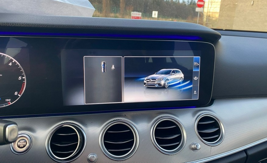 Mercedes E 220 2.2cdi moc194KM full led Skóra kamery360 multi beam 1 rok gwarancji zdjęcie 38