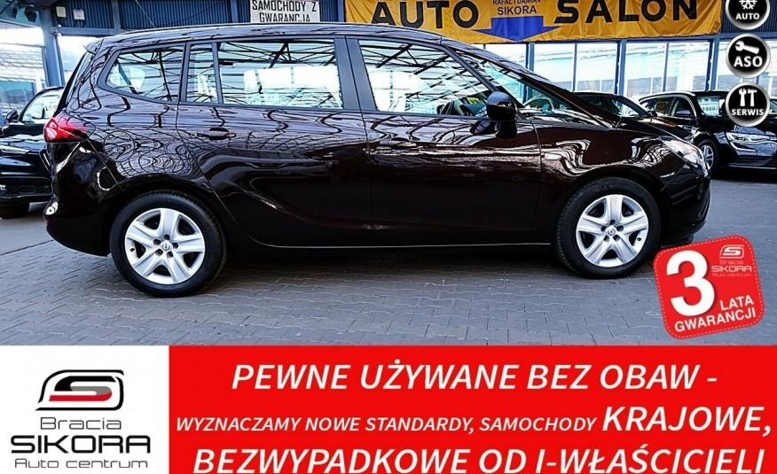 Opel Zafira 3 Lata GWARANCJA I-wł Kraj Bezwypadkowy 2.0 170KM 7-osóbFV vat 23% 4x2 zdjęcie 1